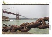 Golden Gate Bridge Chain Carry-all Pouch