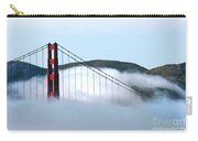 Golden Gate Bridge Clouds Carry-all Pouch