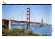 Golden Gate Bridge Carry-all Pouch by Kelley King