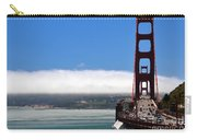 Golden Gate Bridge Looking South Carry-all Pouch