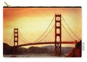 Golden Gate Bridge San Francisco California Carry-all Pouch