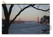 Golden Gate Bridge - San Francisco California Carry-all Pouch