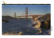 Golden Gate Bridge Sunset Study 2 Carry-all Pouch