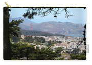 Golden Gate From Buena Vista Park Carry-all Pouch