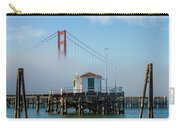 Golden Gate In The Fog Carry-all Pouch