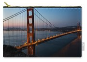 Golden Gate Sunrise Carry-all Pouch