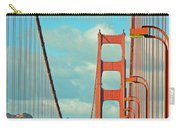 Golden Gate Walkway Carry-all Pouch