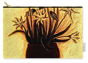 Golden Glories Carry-all Pouch