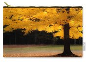 Golden Glow Of Autumn Fall Colors Carry-all Pouch