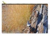 Golden Grass Carry-all Pouch