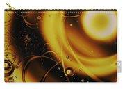 Golden Halo Carry-all Pouch by Anastasiya Malakhova