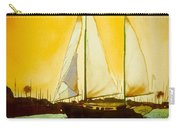 Golden Harbor  Carry-all Pouch