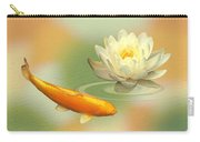 Golden Harmony Dreamscape Carry-all Pouch