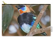 Golden-hooded Tanager Carry-all Pouch