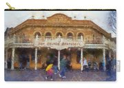 Golden Horseshoe Frontierland Disneyland Photo Art 02 Carry-all Pouch