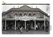 Golden Horseshoe Frontierland Disneyland Sc Carry-all Pouch