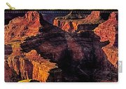Golden Hour Mather Point Grand Canyon National Park Carry-all Pouch