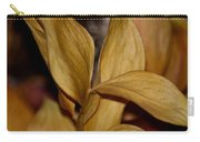 Golden Leafed Abstract 2013 Carry-all Pouch