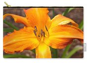 Golden Lilly 2 Carry-all Pouch