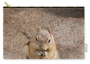 Golden Mantle Ground Squirrel Hidden Valley Rock Mountain Nation Carry-all Pouch