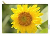 Golden Moment - Sunflower Carry-all Pouch