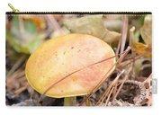 Golden Mushroom Carry-all Pouch