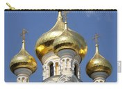Golden Onion Domes - Church Yalta Carry-all Pouch