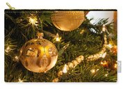 Golden Ornaments Carry-all Pouch
