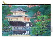Golden Pavillion In Kyoto Carry-all Pouch
