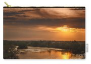 Golden Payette River Carry-all Pouch