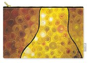 Golden Pear Carry-all Pouch