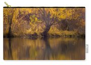 Golden Pond Carry-all Pouch by Steven Milner