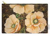 Golden Poppies Carry-all Pouch