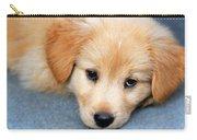 Retriever Puppy Carry-all Pouch