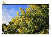 Golden Rain Tree Carry-all Pouch