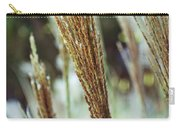 Golden Reeds Carry-all Pouch