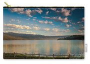 Golden Reflection On Lake Cascade Carry-all Pouch by Robert Bales