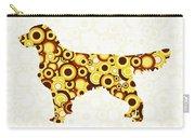 Golden Retriever - Animal Art Carry-all Pouch