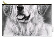Golden Retriever Spence Carry-all Pouch