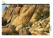 Golden Rocks Of Hidden Valley Carry-all Pouch