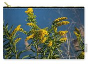 Golden Rods At Northside Park Carry-all Pouch
