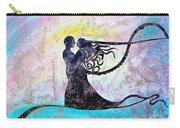 Golden Romance Carry-all Pouch