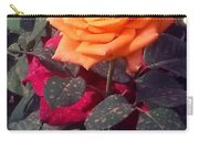 Golden Rose Carry-all Pouch