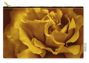 Golden Yellow Roses Carry-all Pouch