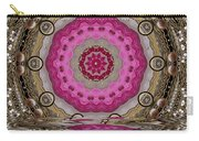 Golden Sacred Sun Carry-all Pouch
