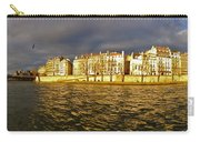 Golden Seine Carry-all Pouch