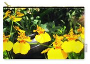 Golden Shower Or Dancing Lady Flower Carry-all Pouch
