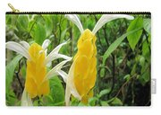 Golden Shrimp Plant Or Lollipop Plant Carry-all Pouch