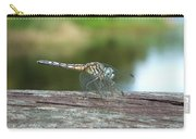 Golden Snake Doctor Carry-all Pouch