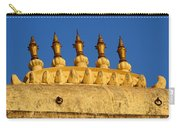 Golden Spires Udaipur City Palace India Carry-all Pouch